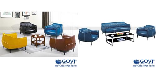 Top 3 mẫu sofa văn phòng được tìm kiếm nhiều nhất hiện nay