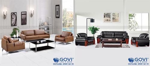 Sofa văn phòng- lựa chọn hoàn hảo cho phòng khách công ty
