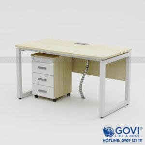 Bàn văn phòng Eos 1m2 EU12T-Y