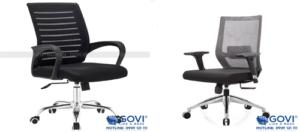 Phân biệt chân các loại ghế xoay văn phòng