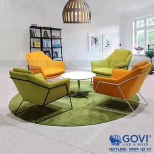 Sofa nỉ đơn SF21