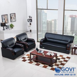 Sofa da cao cấp SF01
