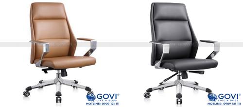 Tham khảo các dòng ghế lãnh đạo hot nhất