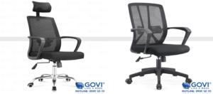 Mẫu ghế xoay văn phòng được yêu thích nhất hiện nay