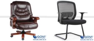 So sánh các mẫu ghế văn phòng