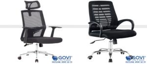 Chần chờ gì, đến ngay với nội thất Govi để được tham khảo đặt mua dòng ghế văn phòng chất lượng nhất