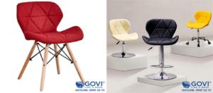 Bàn ghế cafe Govi, lựa chọn phù hợp cho mọi không gian quán cafe khác nhau