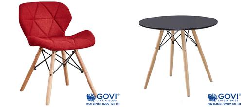 Cập nhật những mẫu bàn ghế cafe mới nhất tại Govi Furniture
