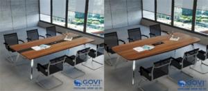 Govi – chuyên cung cấp nội thất phòng họp chất lượng, hiện đại