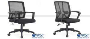 Tổng hợp những mẫu ghế lưới đẹp cho văn phòng hiện đại