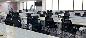 Hoàn thiện dự án lắp đặt nội thất cho văn phòng công ty Cổ phần Công nghệ VmodeV Hà Nội