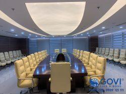 Hoàn thiện lắp đặt dự án nội thất cho tập đoàn Gleximco