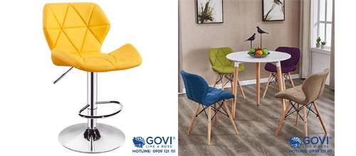 Các sản phẩm bàn ghế cafe được tìm kiếm nhiều nhất hiện nay