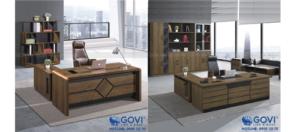 Cách lựa chọn các sản phẩm nội thất văn phòng giám đốc hài hòa, ấn tượng