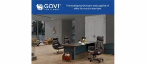 Ghế văn phòng Govi: vượt qua mọi kiểm định khắt khe nhất