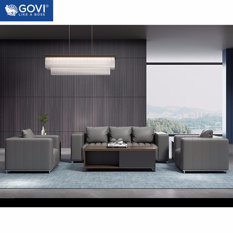 Sofa da cao cấp SF22