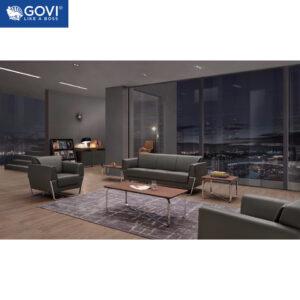 Sofa da cao cấp SF169