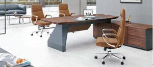 Tất cả những điều cần biết khi thiết kế nội thất văn phòng giám đốc