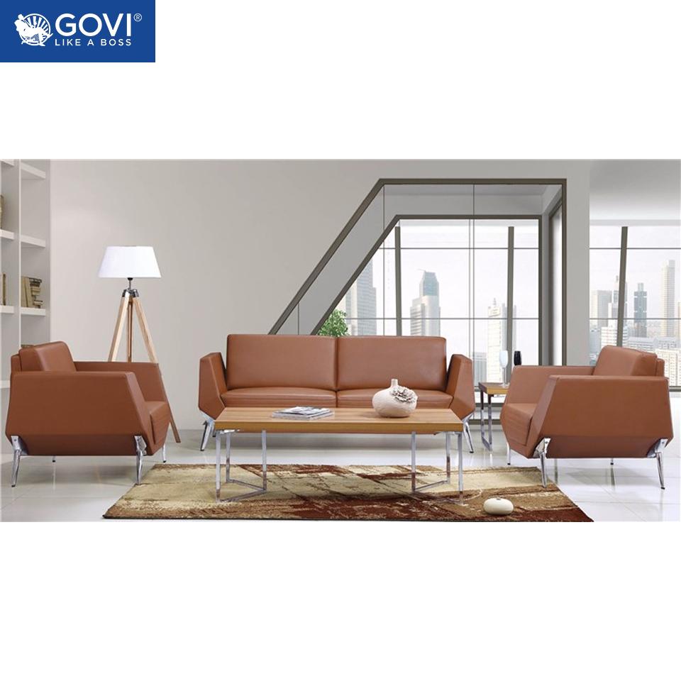 Sofa da cao cấp: điểm nhấn cho mọi không gian nội thất phòng khách sang trọng và ấn tượng