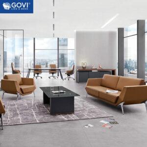 Sofa da cao cấp SF162