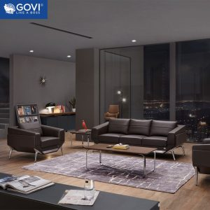 Sofa da cao cấp SF168