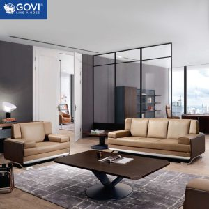Sofa da cao cấp SF175
