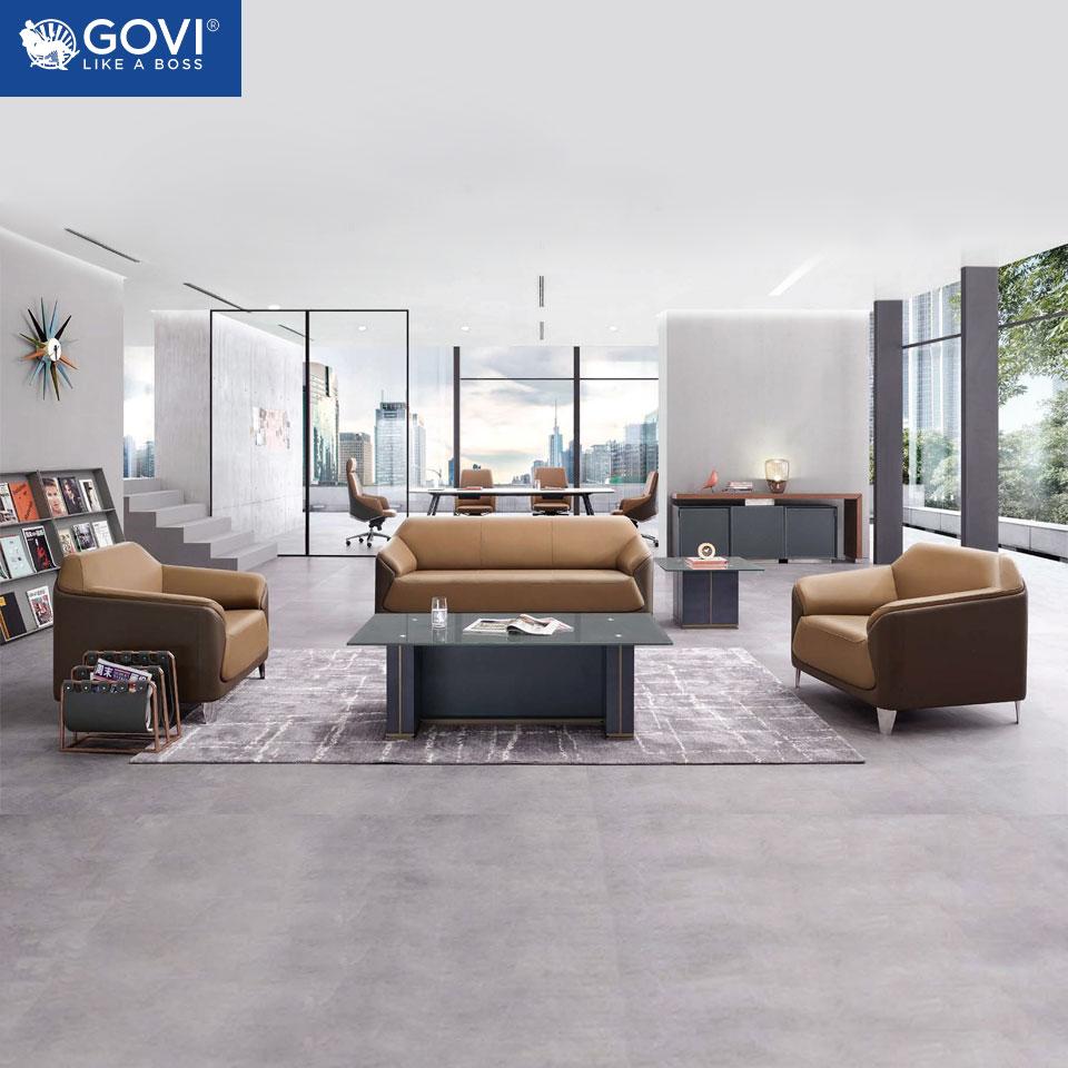 Sofa da cao cấp SF188