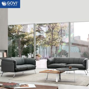 Sofa da cao cấp SF191