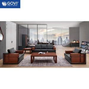 Sofa da cao cấp SF158