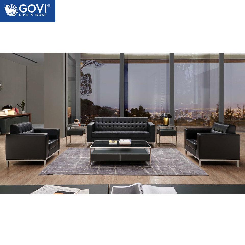Sofa da cao cấp SF810