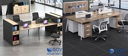 Nguyên tắc thiết kế nội thất văn phòng khoa học, chuyên nghiệp