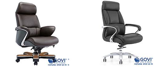 Mẫu ghế giám đốc Passo – tạo sự khác biệt cho văn phòng của sếp