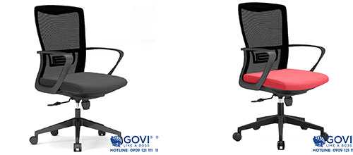 Ghế xoay văn phòng: tính năng hiện đại, tăng hứng thú làm việc