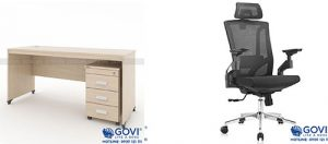 Nội thất văn phòng cơ bản gồm những gì?