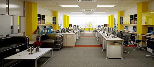 Dự báo 5 xu hướng setup nội thất văn phòng lên ngôi cuối năm 2020