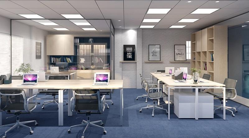 Khám phá showroom nội thất văn phòng 400m2 tại Govi có gì hấp dẫn?