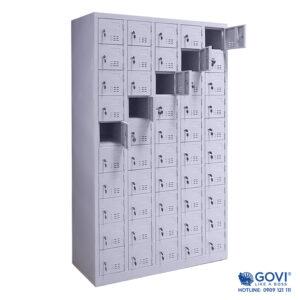 Tủ locker sắt 50 ngăn LK50