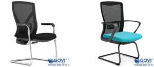 Ghế làm việc chân quỳ: thiết kế đơn giản, kiểu dáng hiện đại