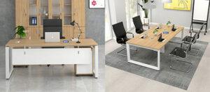 Dự án lắp đặt bàn Ryder thực hiện bởi Govi Furniture
