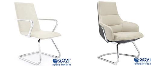 Ghế trình ký, ghế phòng họp: lựa chọn xứng tầm cho vị trí chờ đợi trong văn phòng CEO