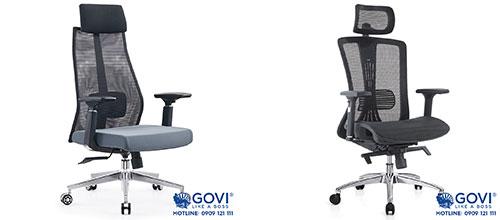 Nội thất văn phòng Govi: hướng đến phong cách hiện đại, đạt tiêu chuẩn công nghệ Ergonomic
