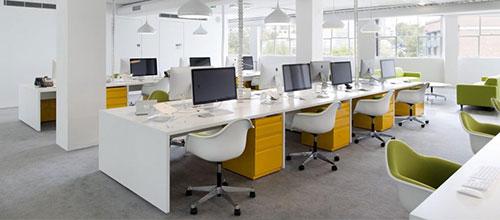 Thiết kế văn phòng làm việc hậu Covid – phục hồi năng lượng, năng suất x3