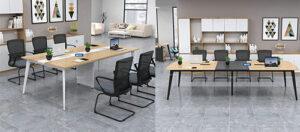 Sự ảnh hưởng của thiết kế phòng họp với sự phát triển của doanh nghiệp