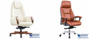 TOP mẫu ghế giám đốc được lựa chọn tìm mua nhiều nhất tại Govi