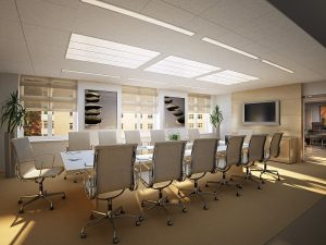 Ý tưởng thiết kế phòng họp chuyên nghiệp, khoa học
