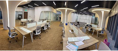 Mang đến nguồn cảm hứng tuyệt vời cho nhân viên với phong cách thiết kế nội thất sáng tạo