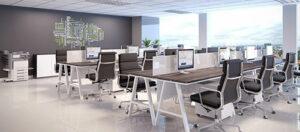 Bật mí cách cải thiện văn phòng diện tích nhỏ