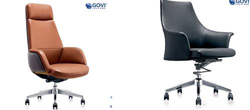 Ghế văn phòng Felix: mẫu ghế mới nhất tại Govi Furniture