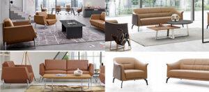 Sofa cao cấp nhập khẩu: sang trọng, đẳng cấp và thời trang