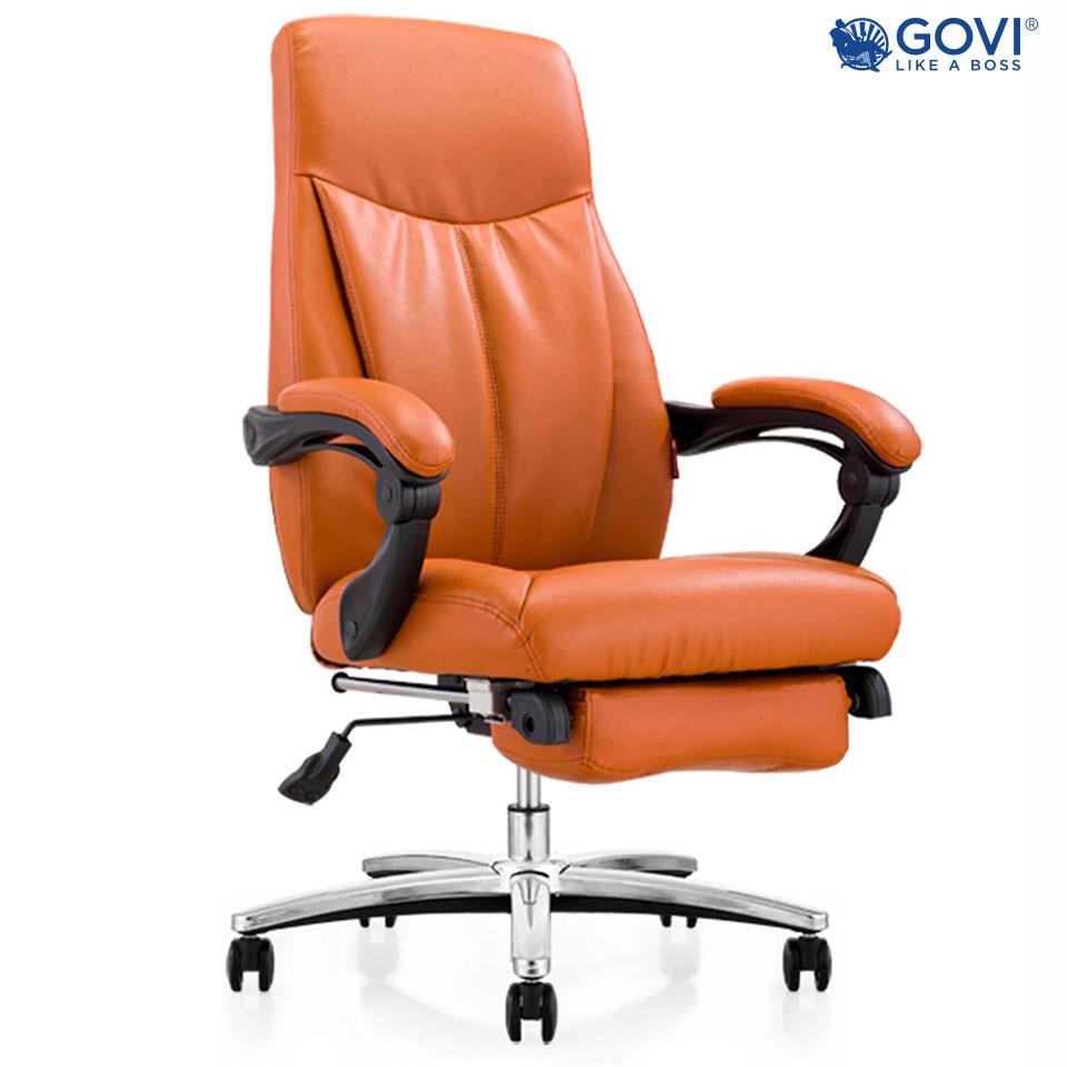 Ghế lãnh đạo da Felix 6043A-N